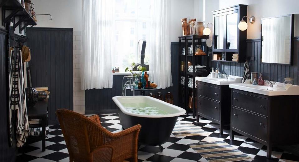 stylish bathroom floor 20 functional u0026 stylish bathroom tile ideas PBYIWEE
