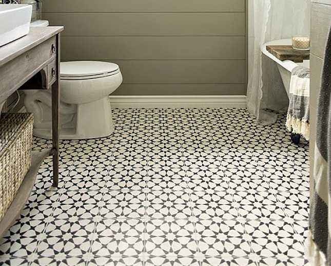 stylish bathroom floor furniture: floor tiles for bathrooms amazing flooring wall tile kitchen bath  within LBWTRNX
