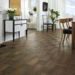 What is parquet flooring?