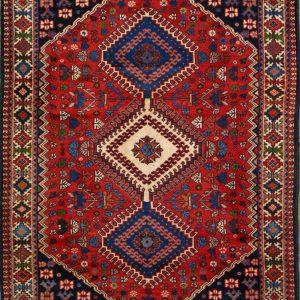 tiwalin moroccan handmade rug $100.00 ZTXDOXW