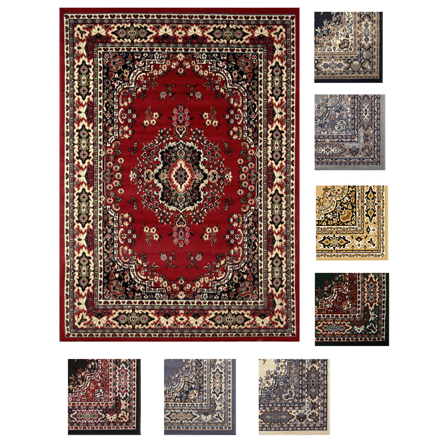 Traditional persian style rugs large traditional 8x11 oriental area rug persian style carpet -approx  7u00278 DIVBGVG