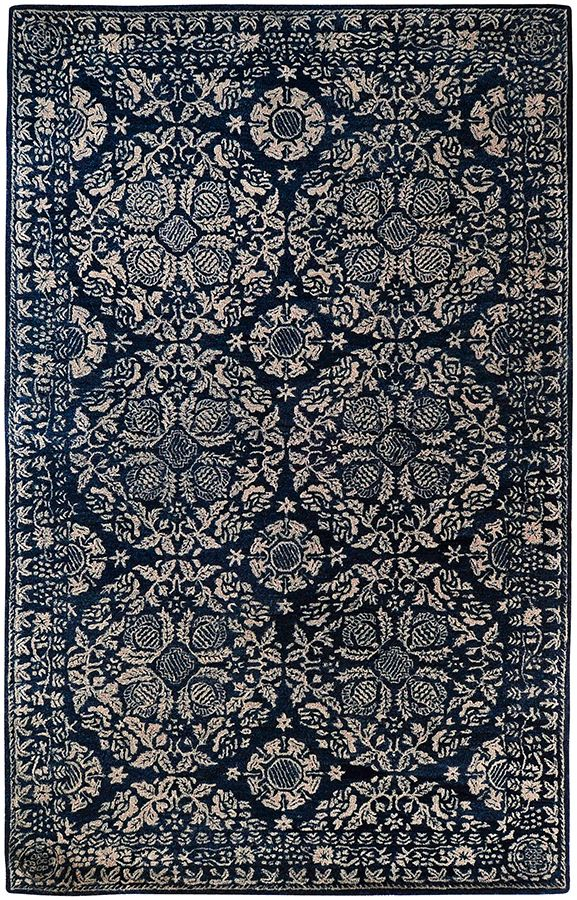 traditional rug patterns an elegant, flowing pattern weaves its way across this rug, creating a XSRZXAF