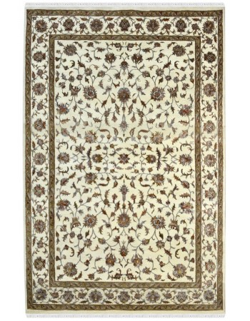 traditional rugs pure floral (all over kashan) ... ZKHVMIE