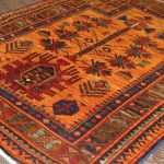 Tribal rugs will bring grace and opulence into your home