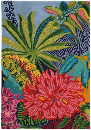 tropical area rugs company c captiva 18923 multi area rug UNXROCI