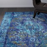 What to do and not to do when buying a blue area rug