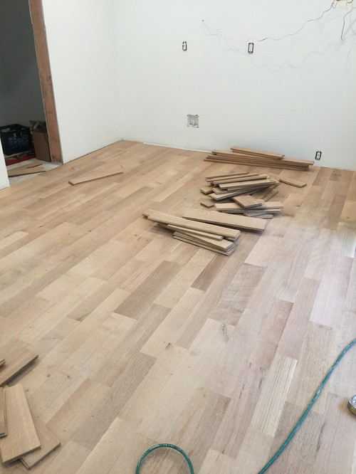 unfinished oak flooring unfinished white oak floors LJPOMQP