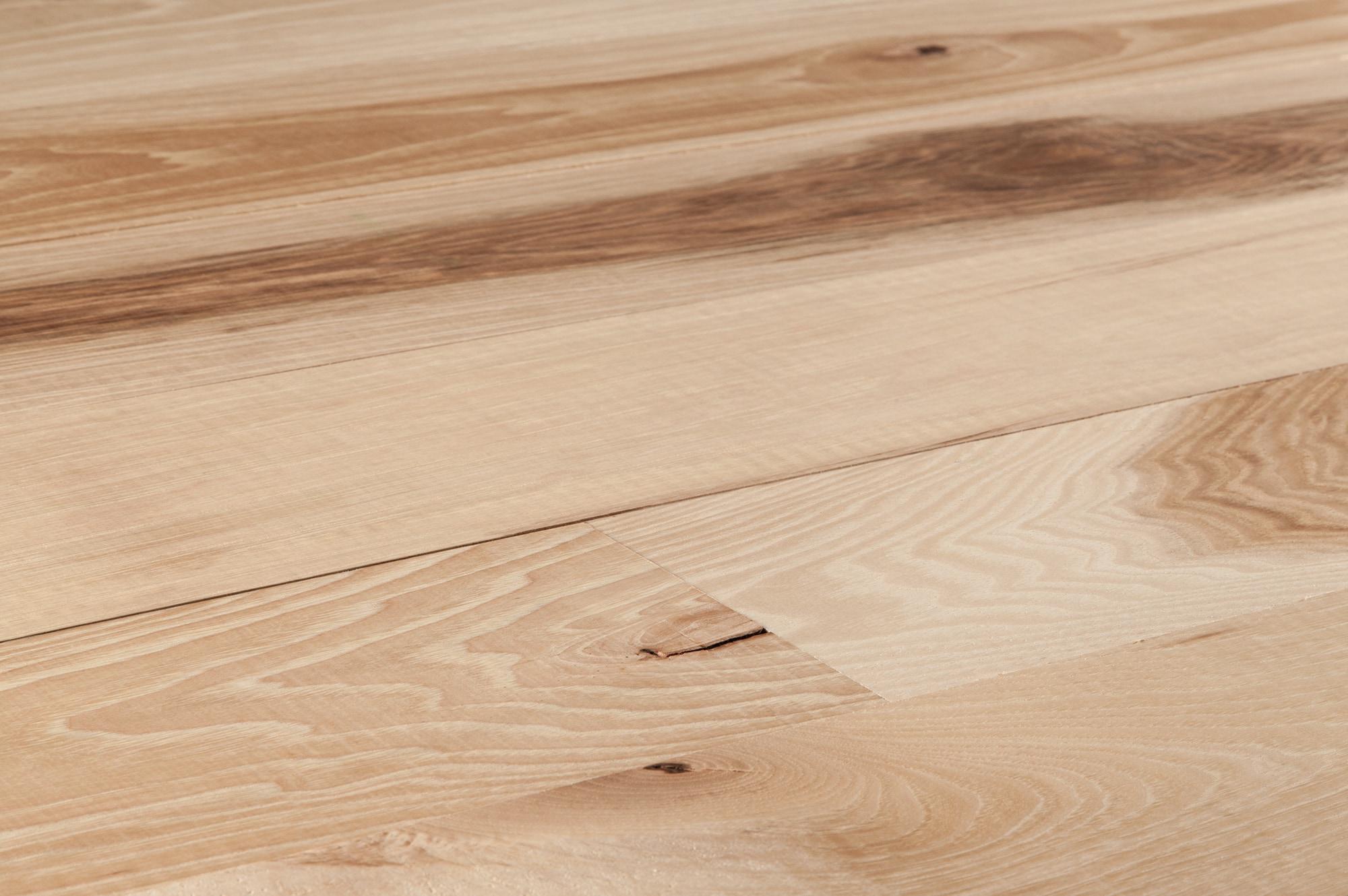 unfinished wood flooring free samples: tungston hardwood - unfinished hickory hickory - euro  character / WBKSODR