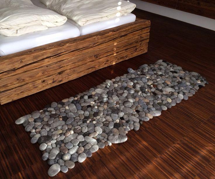 unique rugs felt stone area rugs OOYJOEO
