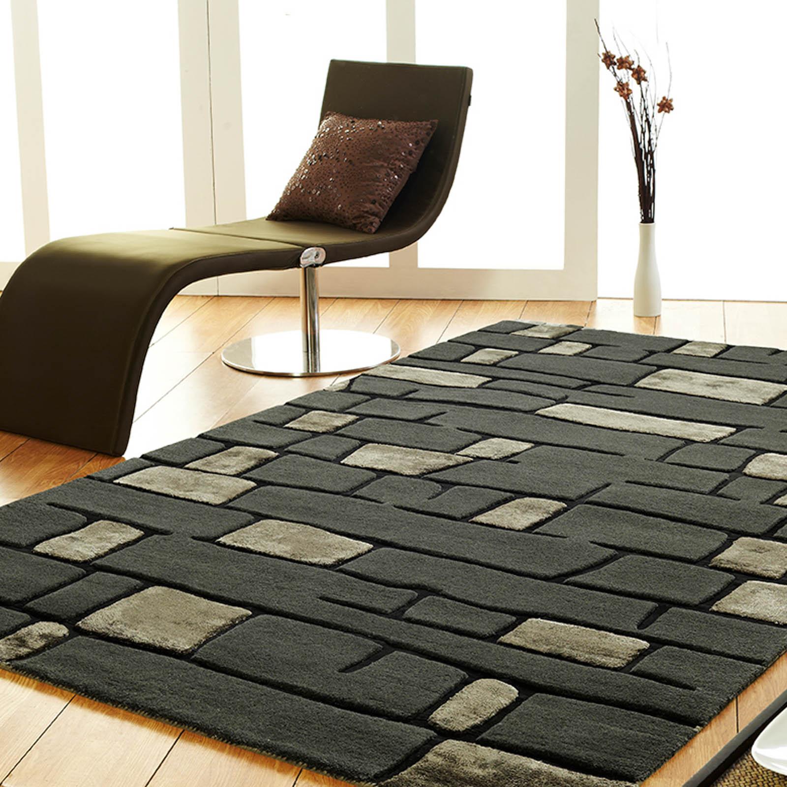 unique rugs unique area rugs dark grey NEPKOHV
