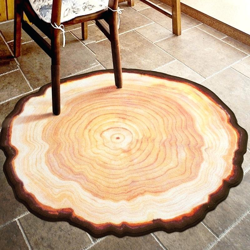 unique rugs unique bathroom rug unique non slip round shaggy fluffy area rug floor mat OCTYSNV