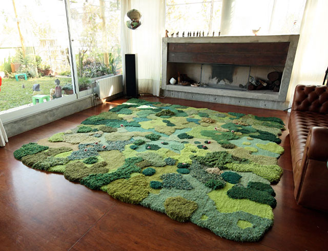 unique rugs unique wool rugs that bring soft moss and gentle meadows into your living NIWIHVY