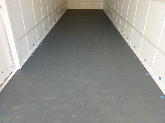 vinyl floor covering. vinyl flooring for containers ... ISFSKPN