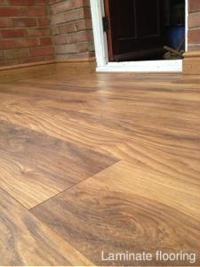 vinyl laminate flooring luxury vinyl vs. laminate - whatu0027s the difference? laminate-flooring ATXZJYC