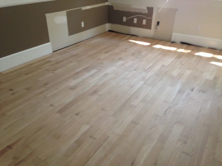 Benefits of using unfinished oak flooring