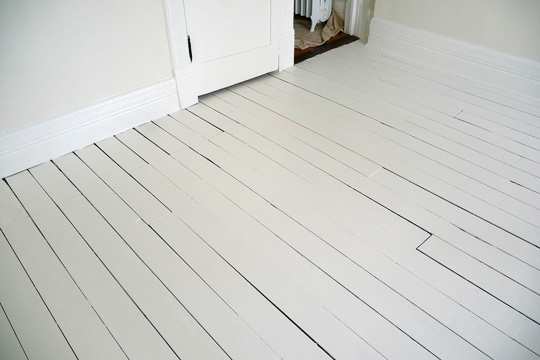 white wood flooring the truth about white floors | apartment therapy OQCGVRP