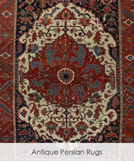 why decorate with antique rugs? CPQBQIL