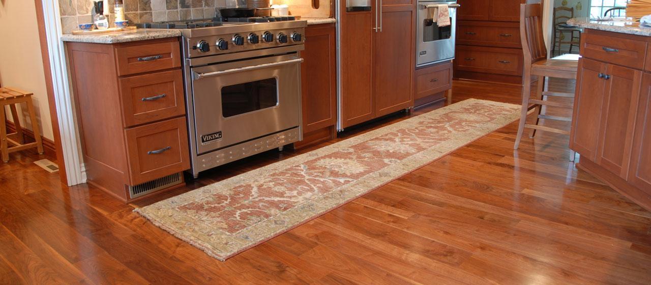wide plank hardwood flooring american hardwood floors - premium walnut YHCPNVQ