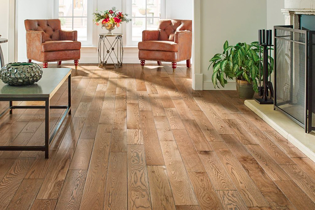 Importance of wide plank hardwood flooring
