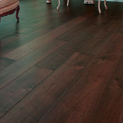 wood floors dark brown VUKWLVU