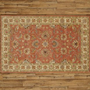 wool area rugs arden burnt orange tufted wool area rug LAJAQOO