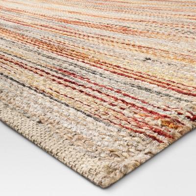 Woven rugs woven area rug natural - (5u0027x7u0027) - threshold™ : target PAELDVO