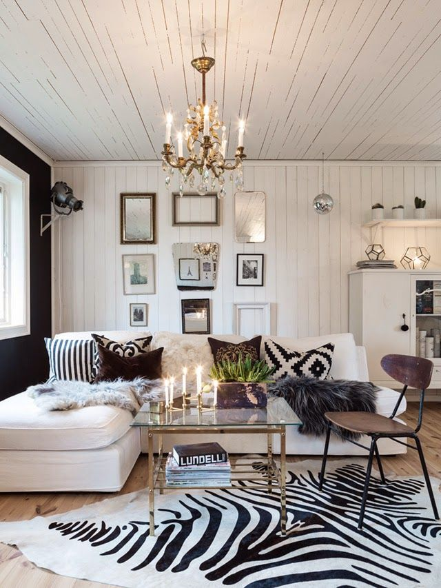 Zebra Print Rug In Living Room Creative Of Best 10