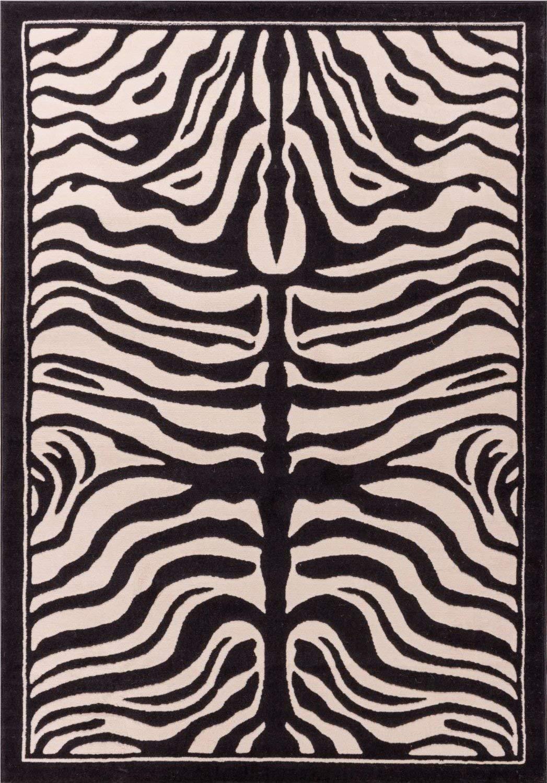 zebra print rugs amazon.com: zebra print rug contemporary area rugs 5x8 zebra rugs large 5x7 zebra PTQQIGQ
