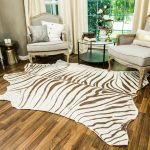 Things to know about zebra print rugs