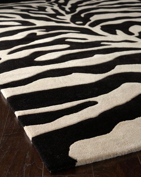 zebra rugs fair ivory zebra rug, ... VUBWCYQ
