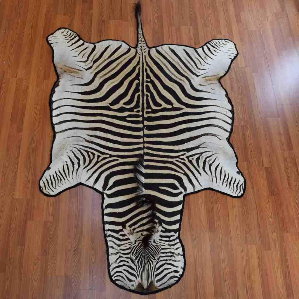 zebra rugs ... XEJVGVD