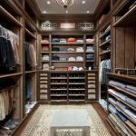 Walk-in Closet Design Ideas