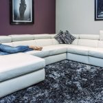 Furnishing your living room: designer sofas