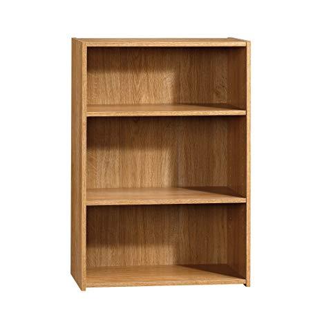 Amazon.com: Sauder 413322 Beginnings 3-Shelf Bookcase, 24.56