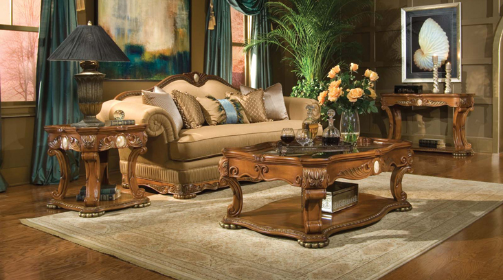 AICO Furniture Cortina Living Room Collection