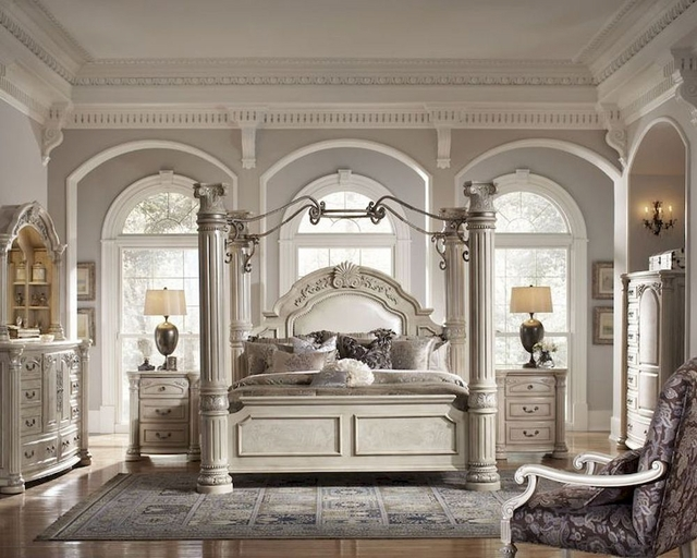AICO Furniture - Monte Carlo II Collection