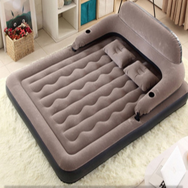 20pcs/lot Inflatable air mattress bed PVC air mattresses airbed with