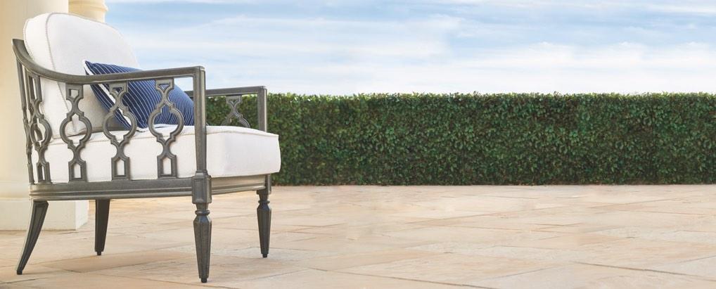 Cast Aluminum Patio Furniture  Frontgate