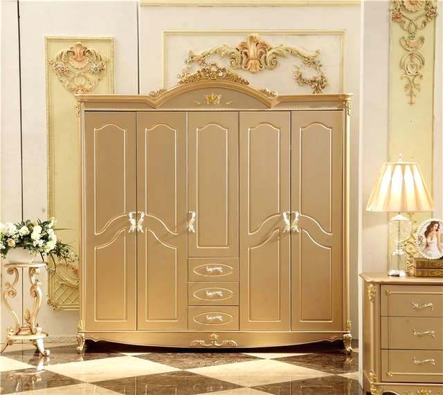 Antique Wardrobe Designs Antique Solid Wood Wardrobe Design Wooden