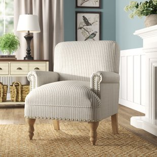 Bedroom Chairs With Arms | Wayfair