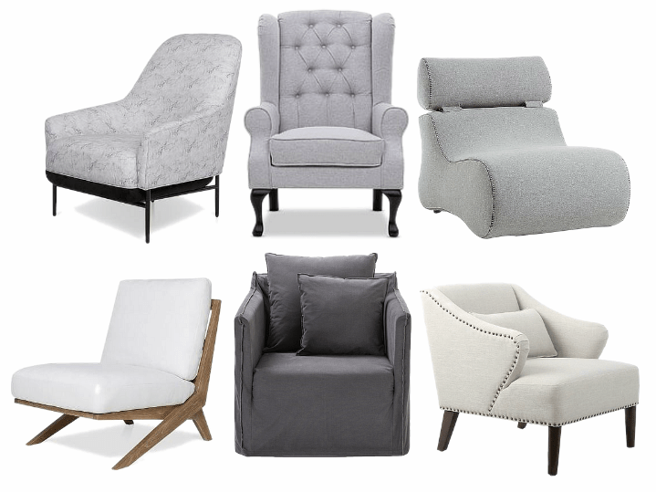 From Cheap to Chic: 18 Armchairs for Bedroom Corners