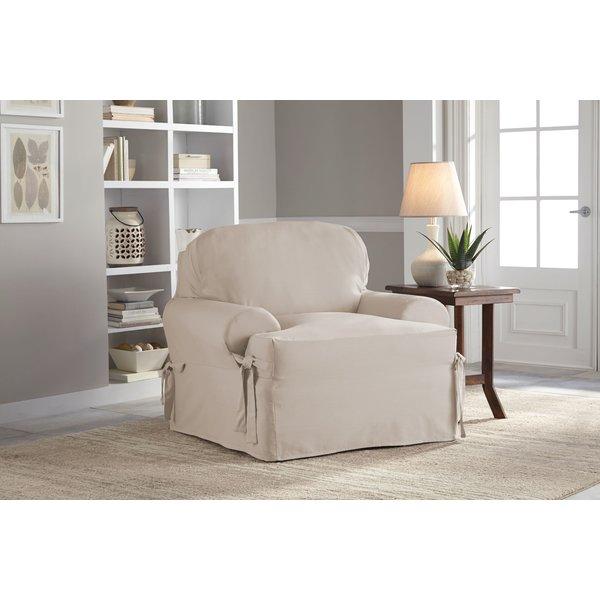 Serta T-Cushion Armchair Slipcover & Reviews | Wayfair