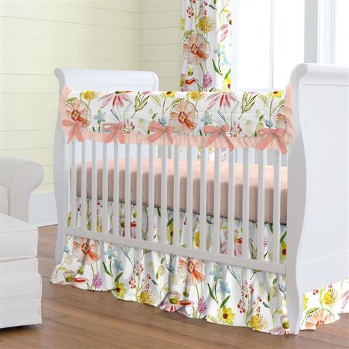 Baby Girl Bedding | Baby Girl Crib Bedding Sets | Carousel Designs