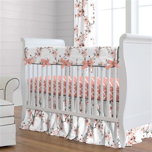 Make your kid comfortable with Baby girl   crib bedding