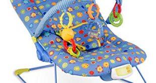 Amazon.com : Costzon Baby Rocker Chair, Adjustable Reclining Chair