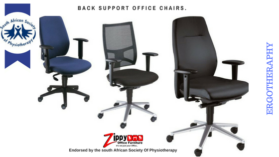 Best Back Support Office Chairs | Zippy Office Furniture