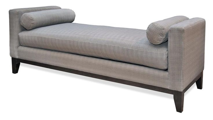 Simple Authentic Backless Sofa Bench Steven And Chris Avenue Decor