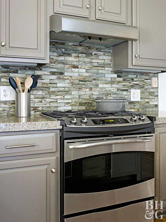 MAKE YOUR DREAM HOUSE: BACKSPLASH IDEAS