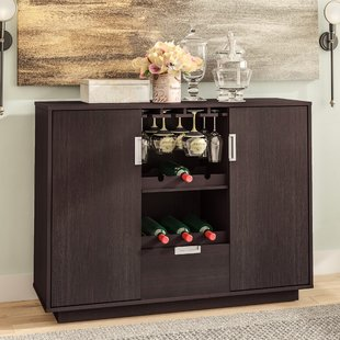 Wine Bar Hutch | Wayfair