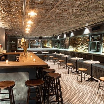 Penny Farthing - Basement Bar